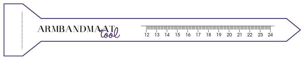 fc82caea338 Hoe meet ik mijn armband maat? - Lucardi.nl